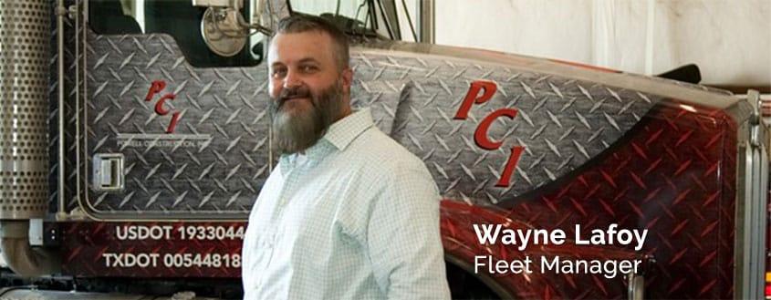 Wayne Lafoy